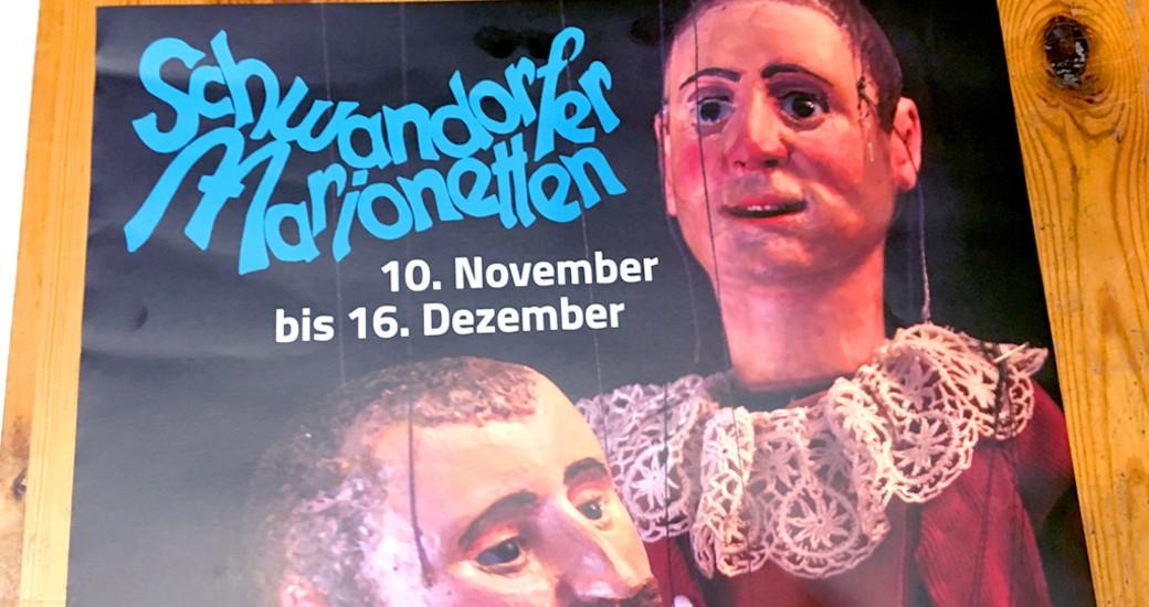 Schwandorf: Marionettentheater eröffnet Weihnachtssaison | Oberpfalz TV