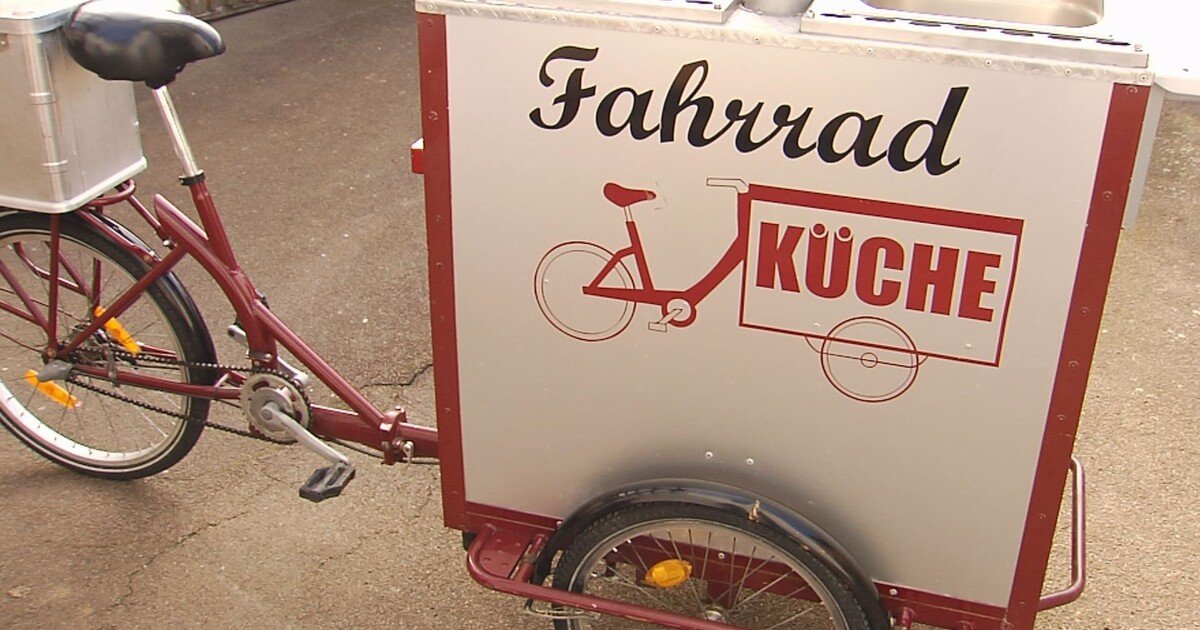 Amberg: Essen von der Fahrradküche | Oberpfalz TV