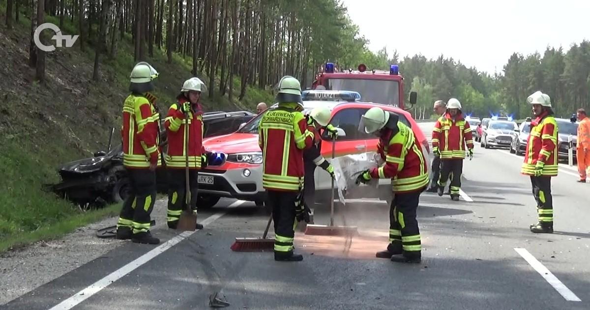 Unfall Schwarzenfeld
