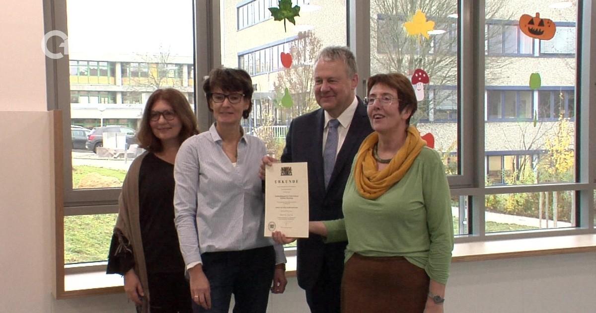 Sulzbach-Rosenberg: Berufsschule und Förderzentrum für Inklusion ausgezeichnet - Oberpfalz TV