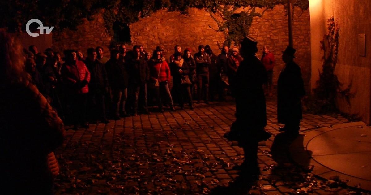 """Auf den Spuren von """"Jack the Ripper"""" in Burglengenfeld - Oberpfalz TV"""