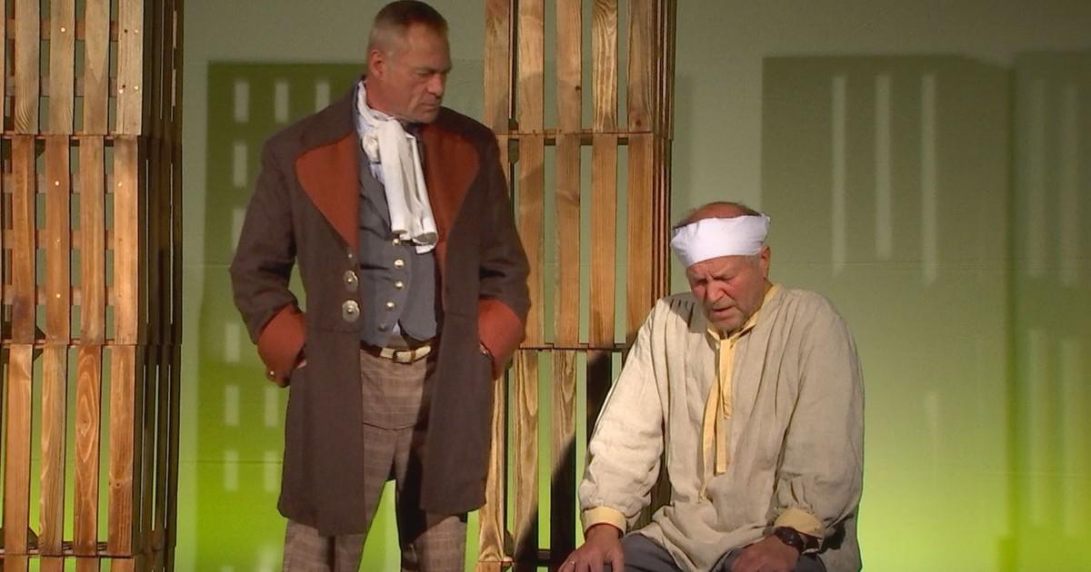 """Sulzbach-Rosenberg: Vorbericht zum Theaterstück """"Der erste Amtsarzt"""" - Oberpfalz TV"""