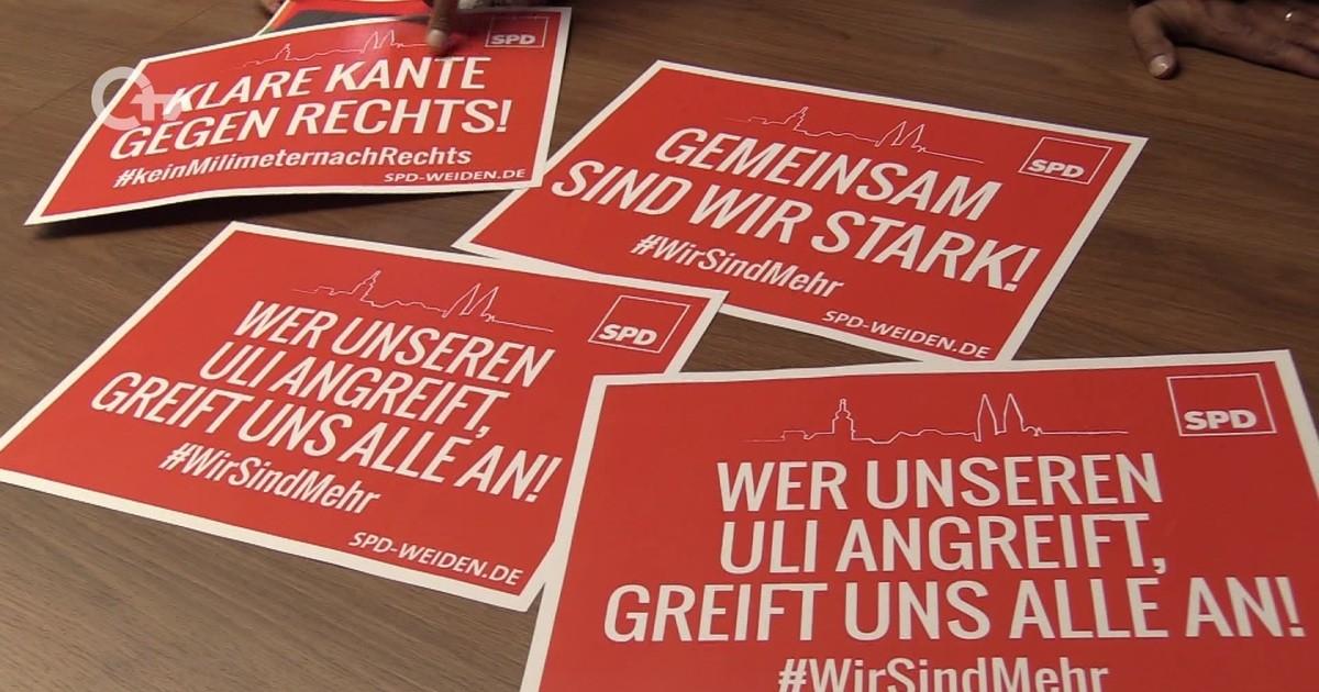 Weiden: SPD präsentiert Ergebnisse ihrer Klausurentagung - Oberpfalz TV