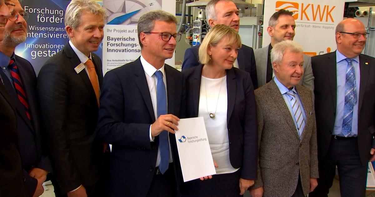Amberg: 295.000 Euro für zukunftsweisendes Projekt - Oberpfalz TV