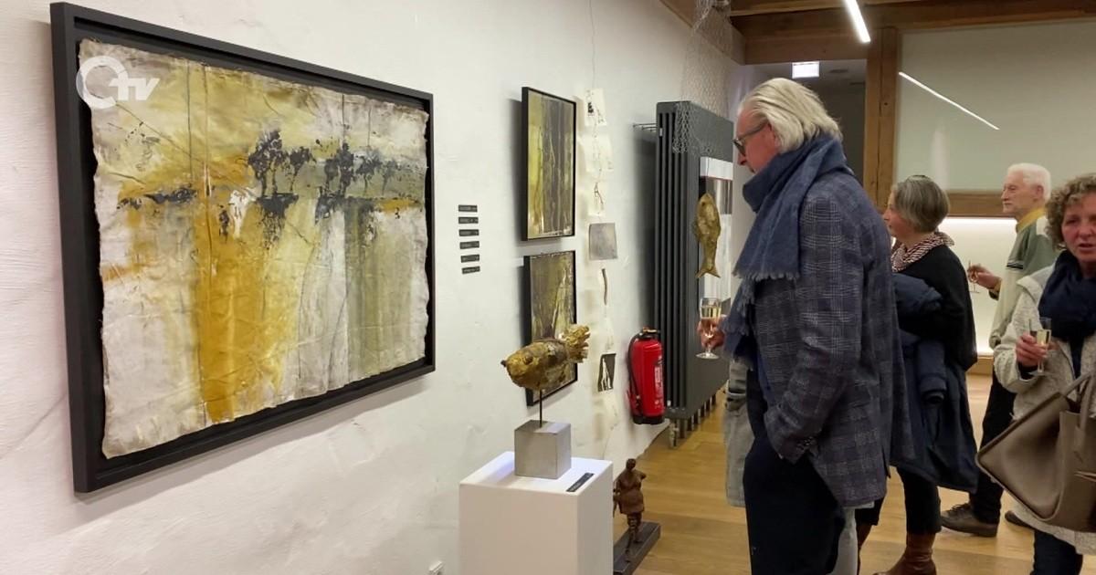 Parkstein: Ausstellung im Vulkanmuseum - Oberpfalz TV