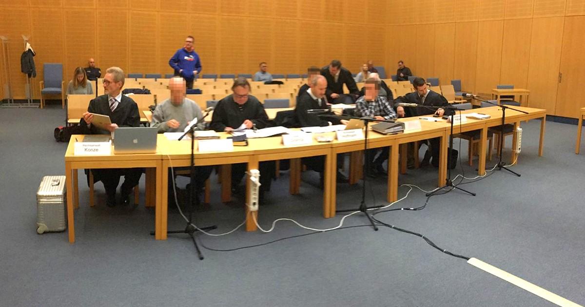 Weiden: Zweiter Prozesstag – Schwerer Bandendiebstahl - Oberpfalz TV