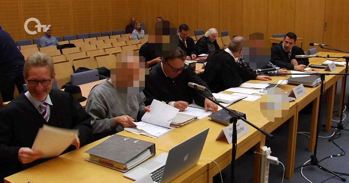 Zweiter Prozesstag in Weiden – Schwerer Bandendiebstahl - Oberpfalz TV
