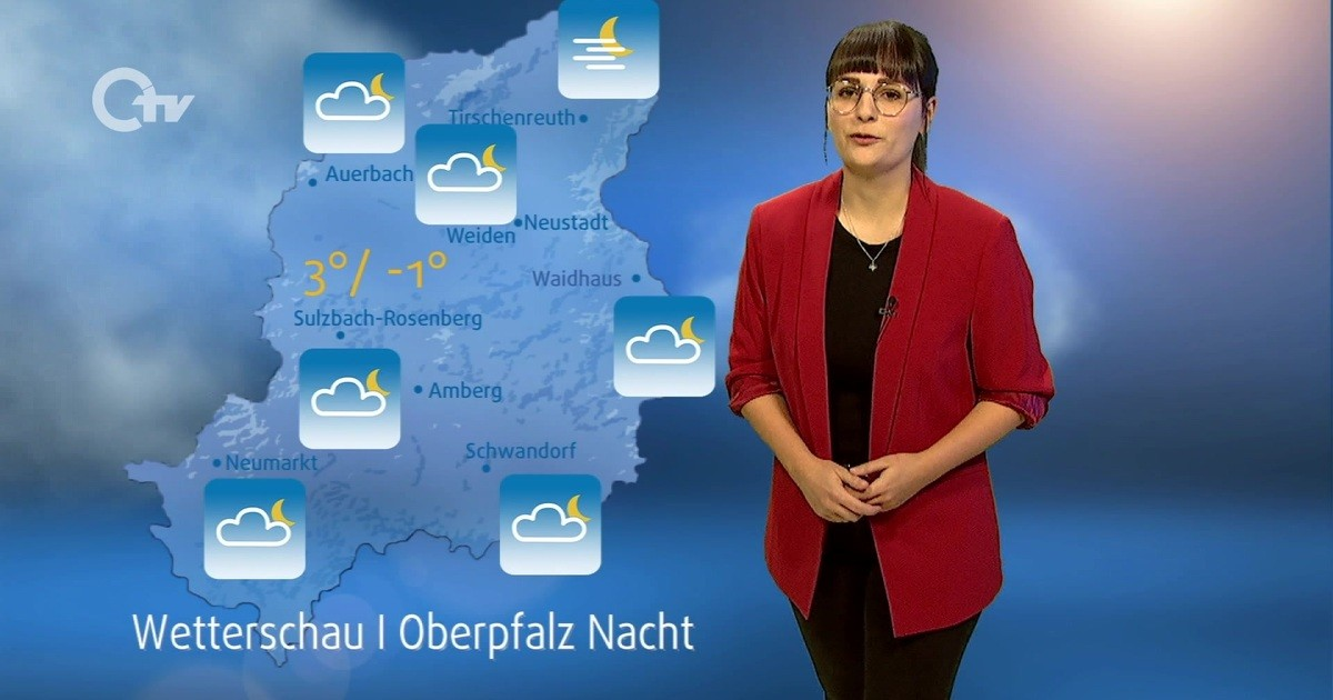 Das Wetter In Amberg