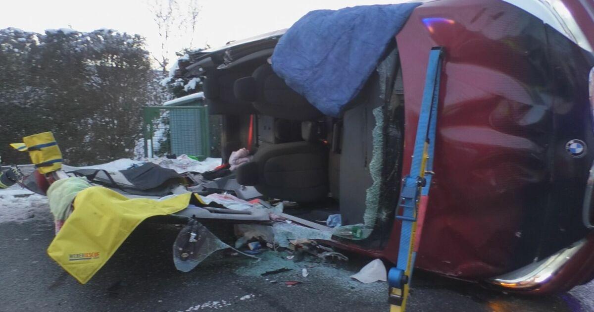 Unfall Maxhütte-Haidhof Heute