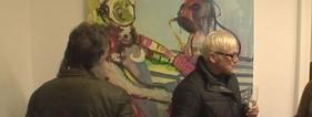 ©  Oberpfalz TV, OTV, Oberpfalz, Schwandorf-Fronberg, Oberpfälzer Künstlerhaus I+II, Sammlung Bezirk Oberpfalz, Ausstellung, Schwandorf, Malerei, Grafik, Plastik, Installation, Fotografie,