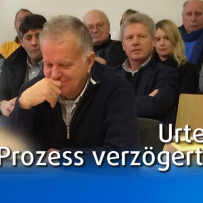 Grafenwöhr/Weiden: Urteil im Wahlfälscher-Prozess verzögert sich - Oberpfalz TV