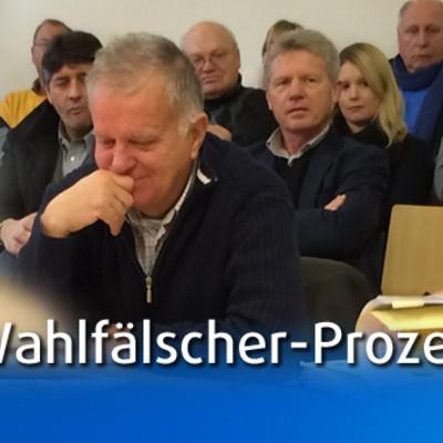 Grafenwöhr: Urteil im Wahlfälscher-Prozess - Oberpfalz TV
