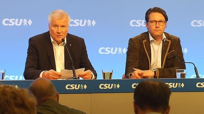 Bayern: Seehofer setzt im Wahlkampf auf Sicherheit und Wohlstand