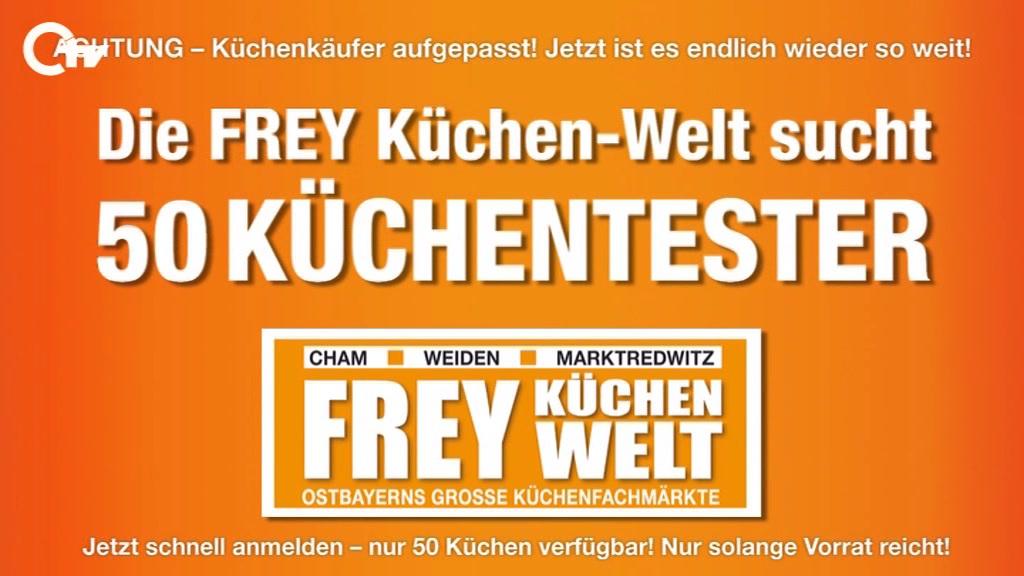 Frey Wohnen Kuchentester Weiden Oberpfalz Tv